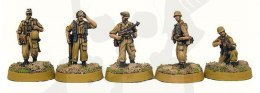 Med theatre Fallschirmjager command marching inc radio