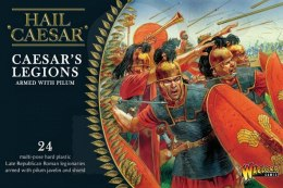 Caesar's Legions: Romans armed with Pilum - 24 szt.