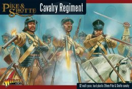 Pike & Shotte Cavalry Regiment plastic boxed set - 12 szt.