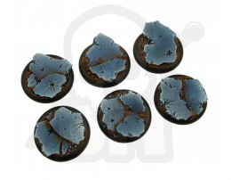 Ruins Bases, WRound 40mm - 2 pcs
