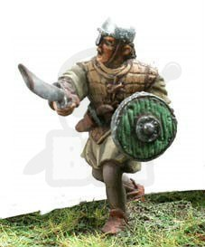 Brave Heart Scottish warrior - 1 pc.