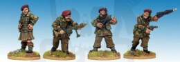 British Airborne Command and Characters 4 szt.