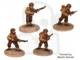 US Infantry BAR Teams 4 szt.