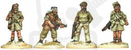 S.A.S. - Long Range Desert Group I 4 szt.