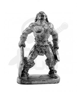 Barbarian with an axe - 1 pc.