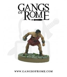 Gangs of Rome Fighter Secundus 1 szt.