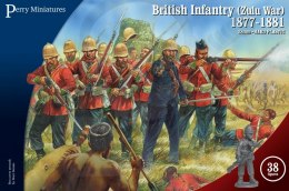 British Infantry (Zulu War) 1877-1881 38 szt.