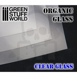 Organic Glass Sheet Clear