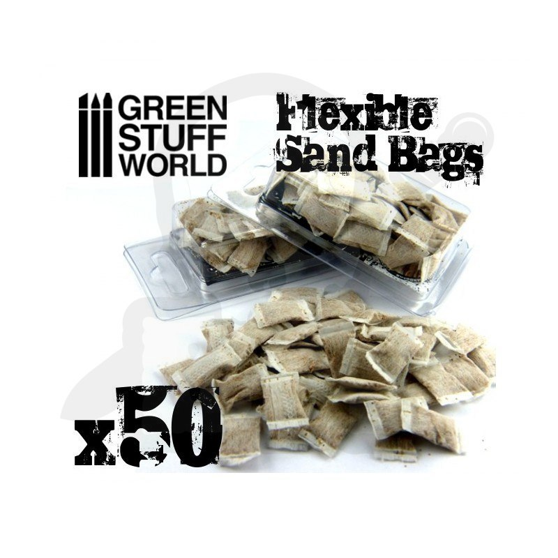 Flexible Sandbags x50
