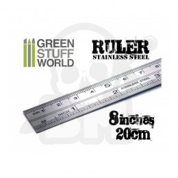 Stainless Steel RULER 20 cm