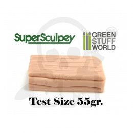 Super Sculpey Beige 55 gr.