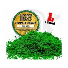 Tree Bush Clump Foliage - Medium Green - 180 ml liście zielone