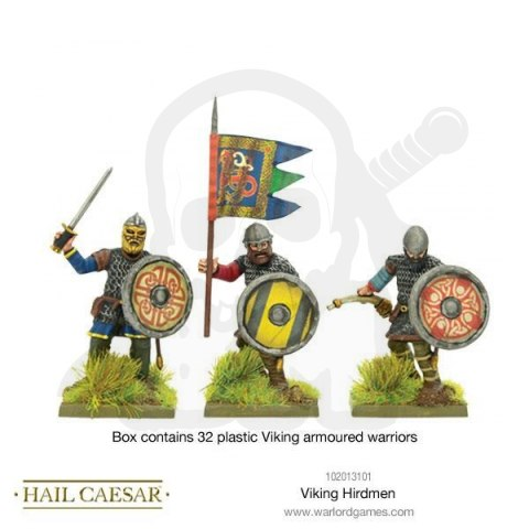 Viking Hirdmen - 32 Infantry