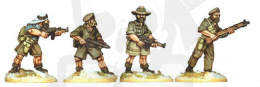 S.A.S. - Long Range Desert Group III 4 szt.