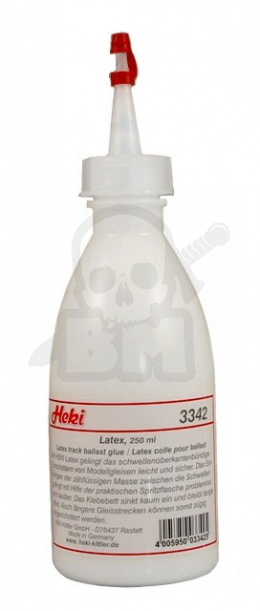 Heki Latex - Adhesive for aggregate 250 ml