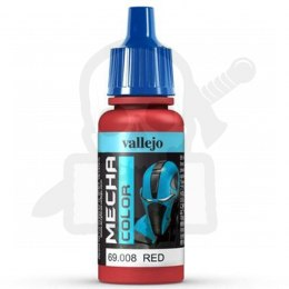 Vallejo 69008 Mecha Color 17 ml Red