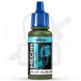 Vallejo 69028 Mecha Color 17 ml Olive Green