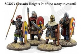 Crusader Knights on Foot (Hearthguards) (4)