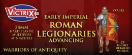 Early Imperial Roman Legionaries Advancing