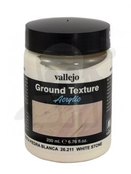 Vallejo 26211 Diorama Effects 200 ml White Stone Paste