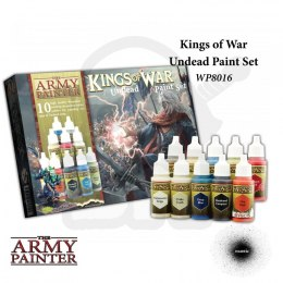 Army Painter Warpaints Kings of War Undead Paint Set zestaw farb