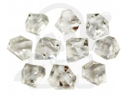 Crystal Gem 10 mm Clear