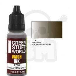 Wash Ink Andalusian Earth