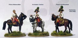 Austrian Early mounted High Command