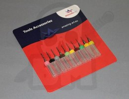 AMAZING ART MINI MODELLER'S DRILLS 0.3-1, 2 mm