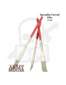 ARMY PAINTER TOOL SPECIALITY CURVED FILES