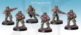 Shock Troops - Plasma Team