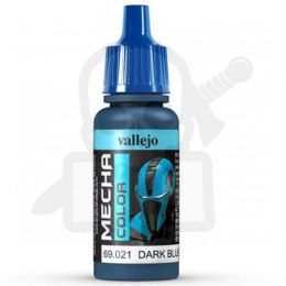 Vallejo 69021 Mecha Color 17 ml Dark Blue