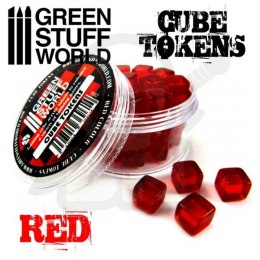 Red Cube tokens x50