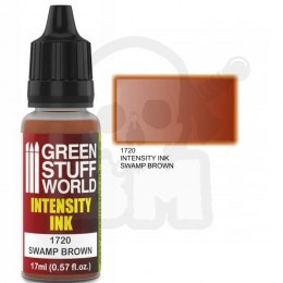 Intensity Ink Swamp Brown 17ml