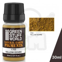 Pigment Yellow Ochre 30ml