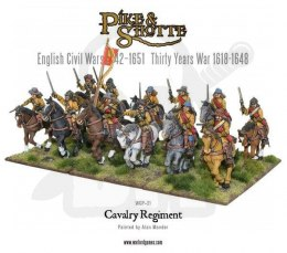 Pike & Shotte Cavalry - 4 szt.