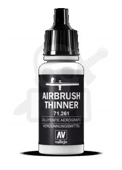 VALL 71261 Airbrush Thinner 17ml.