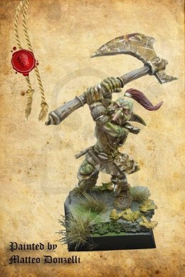 Goblin Hero A (with 2-handed weapon)