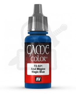 Vallejo 72021 Game Color 17 ml Magic Blue