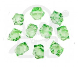 Crystal Gem 14 mm Light Green