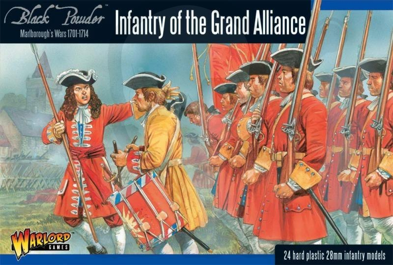 Pike & Shotte Marlborough's Wars Infantry of the Grand Alliance
