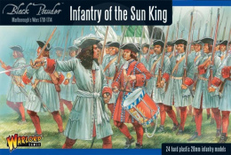 Pike & Shotte Marlborough's Wars Infantry of the Sun King