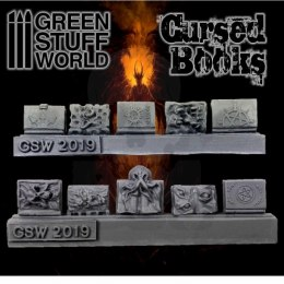 Cursed Books Set