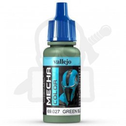 Vallejo 69027 Mecha Color 17 ml Green Blue