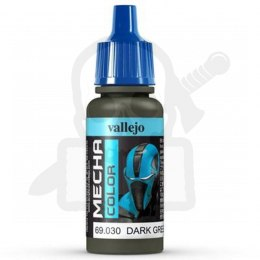 Vallejo 69030 Mecha Color 17 ml Dark Green