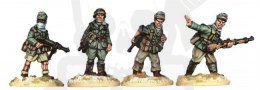 Deutches Afrika Korps Officers/ NCO DAK 4 szt.