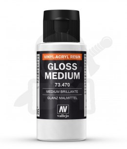 Vallejo 73470 Gloss Medium 60 ml