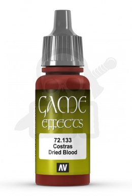 Vallejo 72133 Game Color Effects 17 ml Dried Blood