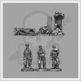 German bomber crew 1:72