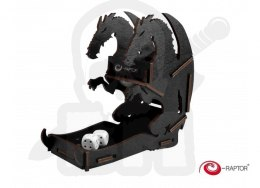 Dice Tower - Dragon Black Small